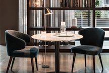 Minotti | Van Oort Interieurs / Minotti is al jaren een familiebedrijf. Door de goede kwaliteit van de materialen, de vele details, het comfort en de betrouwbaarheid van de producten, is Minotti uitgegroeid tot een bedrijf met overtuigende en tijdloze meubelen.