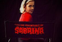 Série Chilling Adventures of Sabrina
