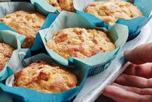RECETTES - PAINS - CREPES - MUFFINS SALES - BLINIS