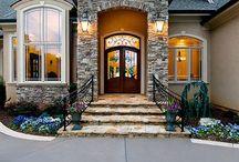 Front door enterance