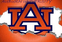 It's great to be an Auburn Tiger!!! / by Mya Morris