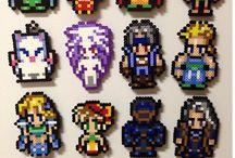 Nintendo Quilts