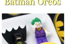 lego Batman's movei