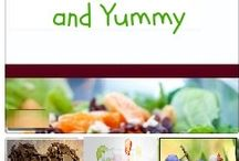 Healthy Recipes / Recipes from blogs I've read and enj0yed