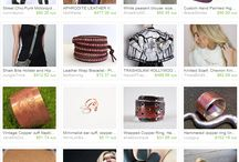 Etsy Treasuries featuring Brave Strides / Everything goes with our hand painted shoes :)
