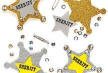 Sheriff Callie Rodeo Bash!! / Rah rahs 4th birthday / by Alexandra Galeano