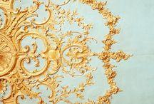 Gold / Un magasin imaginaires ou il n'y aurait que des produits dorés