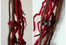 My felt /  Jolanta Stecewicz www.plastusia.blogspot.com https://www.etsy.com/shop/ClayLadyArt