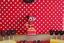 Minnie Mouse party / by Carolyn Bowers