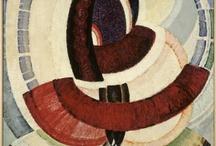Kupka / Frantisek Kupka, né le 23 septembre 1871 et mort le 24 juin 1957. Peintre tchèque qui compte parmi les pères du mouvement abstrait.