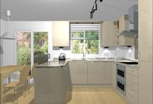 Kitchen Competition! / We asked people to nominate deserving families to win one of our kitchens, our winning family were the Rees