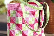 Handmade bags / by Yvonne Comier
