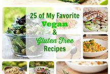 Gluten free & vega