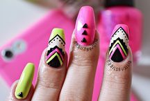 Exotic Manicure / inspiracje na Egzotyczny Manicure :)
