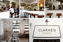 Clarkes Bar and Dining Room / A hip eatery in Cape Town designed by Liam Mooney Studio