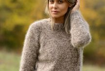 Luxury Rabbit Angora Sweaters