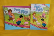 Ellie's books: / 4 years old