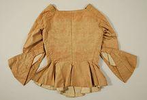 1740s-1760s Costume
