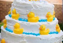 pasteles de patos