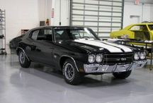 1970 CHEVELLE SS454-NEW BUILD
