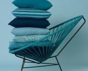 Kleur - blauw / Blauw is de kleur van het onwerkelijke en de onbegrensdheid. Maar hoe pas je het toe in je interieur? Als je er toch zelf niet uitkomt welke kleur blauw je waar wilt gaan toepassen, help ik je graag verder met een kleuradvies aan huis. Kijk op www.kleur-advies.nl.