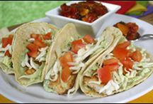 Quesadillas Tacos and the like / by aly vander