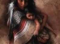 Belleza indígena y nativa