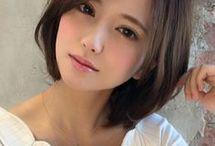 きれい、かわいい女性