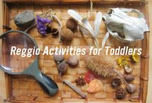 Reggio inspired learning ideas/spaces