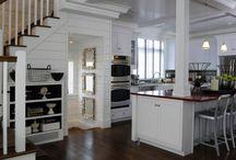 kitchen reno stage 2 / by Stephanie Epp