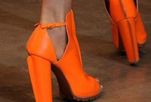 Tangerine Dream / Tangerine Tango - Pantone's 2012 Color of the Year / by Turquoiz Blue
