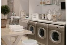 Laundry Room Chic