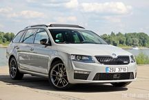 Skoda / by Lisa ThecarAddict