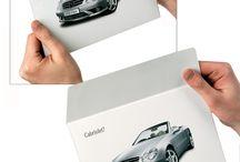 Direct Mail & Press Kits / Kreative Mailings, Werbepostkarten und mehr.