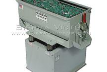 Good Vibrations / NEW FINISHING MACHINES, NEW HONES MACHINES, NEW TUMBLING, NEW VIBRATORY MACHINES & MORE...CALL 386-304-3720, VISIT www.sierravictor.com