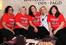 Freedom Day USA 2017 / A Day of free dental services for our Veterans--in 2017 we donated over $35,000 worth of care!