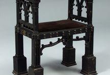 Gothic Furniture / Gothic rental furniture
