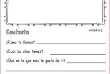 Expresión escrita castellano