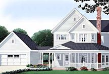 House plans / by Crystal Strickland