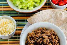 Crockpot Recipes / by Claudia Glidewell