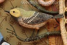Modèles oiseaux