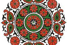 Art   Colour inspiration