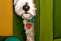 doggy art ;)