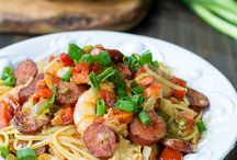 Pasta - Linguine - Recipes