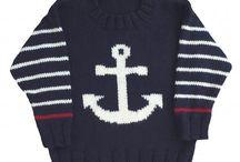 Boy's knits
