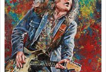 Always rock on and blues......!