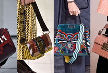 Embellished Bags / FW1617 Fall Winter 2016 2017 Fashion Trends Embellish Your Bag