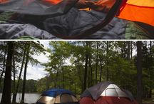 Outdoor Adventuring & Camping