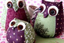 Owls crafts