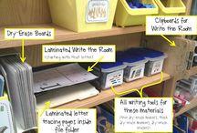 [ Daily 5 Kindergarten ] / by Michaele Sommerville